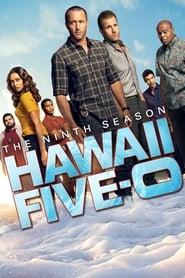 Hawaii Five-0 - Season 9 poster