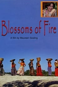 Poster for Blossoms of Fire