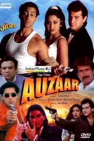 Auzaar 1997 Hindi Movie AMZN WebRip 300mb 480p 1GB 720p 3GB 8GB 1080p