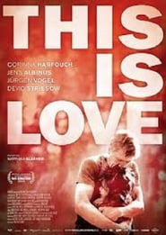 Poster This Is Love 2009