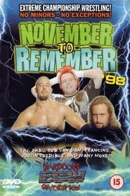 ECW November to Remember '98
