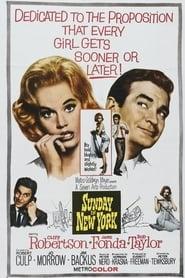 Sunday in New York (1963)