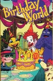 The Wacky Adventures of Ronald McDonald: Birthday World