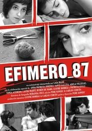 Efímero 87 (2006) Zalukaj Online Cały Film Lektor PL CDA