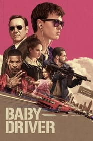 Poster Baby Driver 2017