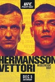 UFC on ESPN 19: Hermansson vs. Vettori