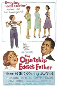 Poster The Courtship of Eddie's Father 1963