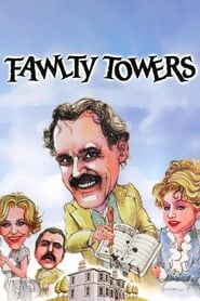 Poster for Fawlty Towers