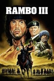 Poster for Rambo III