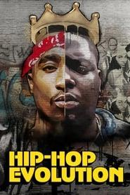 Poster Hip Hop Evolution 2020