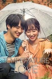 Poster Temperature of Love 2017