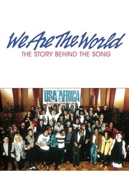 Poster We Are the World: The Story Behind the Song 1985