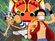 One Piece Enies Lobby Arc Episode 283 : All for the Sake of a Nakama! Robin in Darkness!
