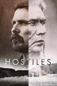 DVD cover image for Hostiles