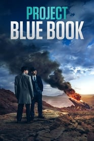 Poster Project Blue Book 2020
