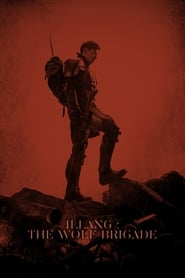 Poster Illang: The Wolf Brigade 2018
