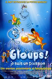 Poster Gloups ! Je suis un Poisson 2000