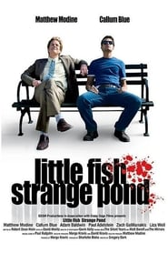 Poster Little Fish, Strange Pond 2009