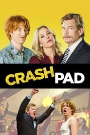 Crash Pad (2017) 720p WEB-DL 650MB Ganool