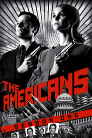The Americans Saison 1 Episode 1
