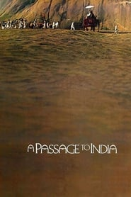 Poster A Passage to India 1984