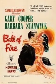 Ball of Fire (1941) online ελληνικοί υπότιτλοι