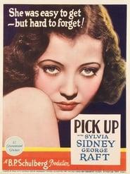 Pick-up plakat