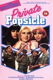 Poster Private Popsicle 1982