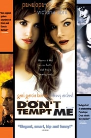 Poster for Don't Tempt Me