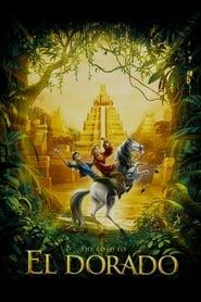 Poster The Road to El Dorado 2000