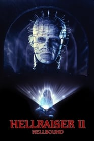Poster for Hellbound: Hellraiser II