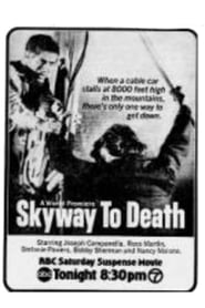 Skyway to Death (1974)