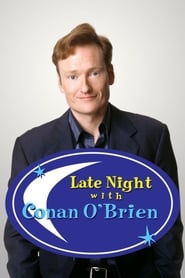 Poster Late Night with Conan O'Brien 2009