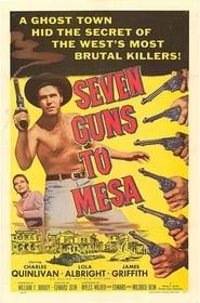 Regarder Seven Guns to Mesa