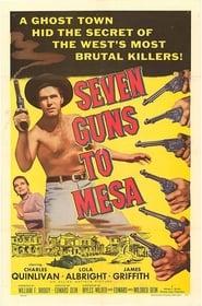Seven Guns to Mesa (1958)