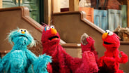 Rosita and Elmo Teach Yoga