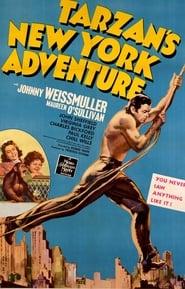 Poster Tarzan's New York Adventure 1942