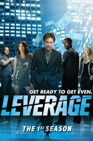 Leverage - Season 1 poster