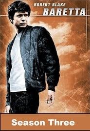 Baretta - Season 3 poster