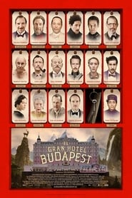 El gran hotel Budapest 2014