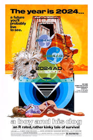 Poster A Boy and His Dog 1975