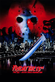 Poster Friday the 13th Part VIII: Jason Takes Manhattan 1989
