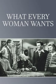 What Every Woman Wants (1954)