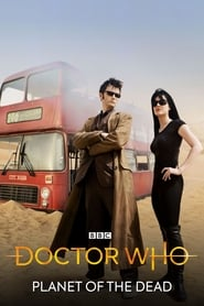 Poster Doctor Who: Planet of the Dead 2009