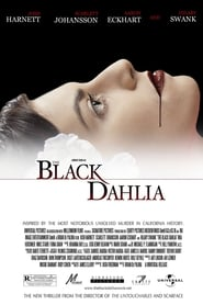 Poster for The Black Dahlia