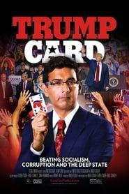 Poster Trump Card 2020