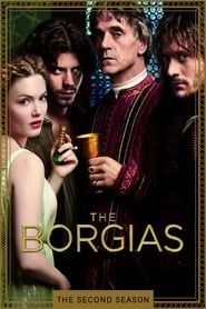 The Borgias - Season 2 poster