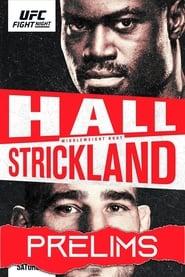 UFC on ESPN 28: Hall vs. Strickland – Prelims (2021)