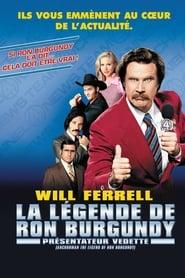 Présentateur vedette : La Légende de Ron Burgundy (2004)