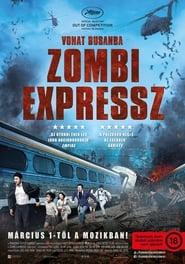 Vonat Busanba - A zombiexpressz poszter